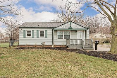 Willowick Single Family Home For Sale: 679 East 305th St