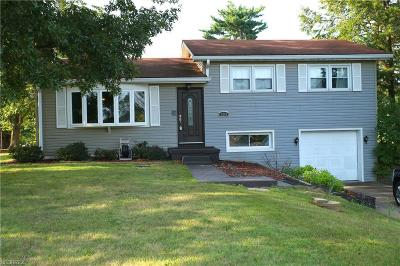 Zanesville Single Family Home For Sale: 2281 Bonnair Dr