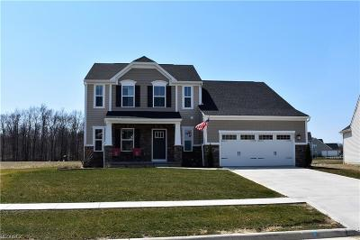 Wadsworth Single Family Home For Sale: 345 Bridgeworth Point Dr