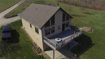 Guernsey County Single Family Home For Sale: 16303 Wooly Bear Ln