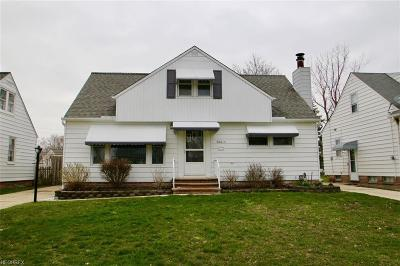 Willowick Single Family Home For Sale: 30815 Crescent Dr