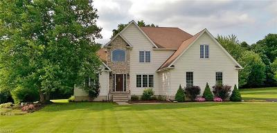 Geauga County Single Family Home For Sale: 14460 Essex Ct