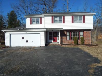 Strongsville Single Family Home For Sale: 12570 West 130th St