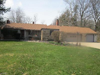 Pepper Pike Single Family Home For Sale: 2506 Brainard Rd
