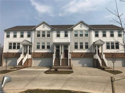 Cuyahoga County Condo/Townhouse For Sale: 6648 Park Pointe Ct