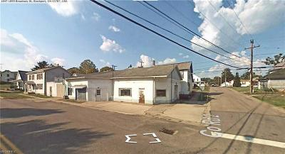 Morgan County Commercial For Sale: 1900 Broadway St
