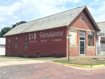 Morgan County Commercial For Sale: Main St