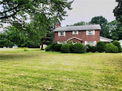 Hubbard Single Family Home For Sale: 1661 Thomas Rd Southeast