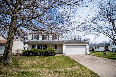 Lorain County Single Family Home For Sale: 1143 Gulf Rd