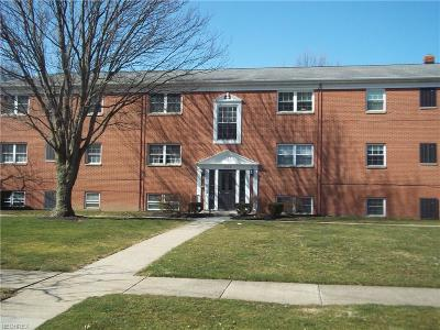North Olmsted Condo/Townhouse For Sale: 4036 Brendan Ln #E301