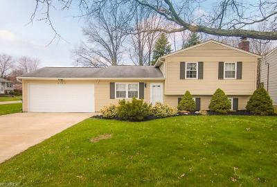 Single Family Home For Sale: 8700 Brentwood Dr