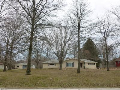 North Royalton Single Family Home For Sale: 8498 Albion Rd