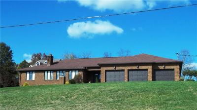 Belpre Single Family Home For Sale: 15 Canterbury Ct