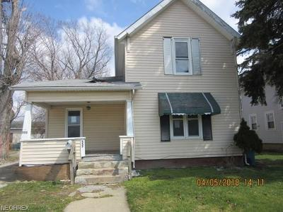 Painesville Multi Family Home For Sale: 557 Liberty St