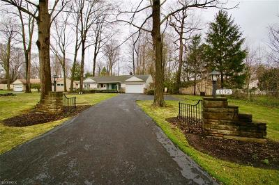Mentor Single Family Home For Sale: 8192 Forest Ln