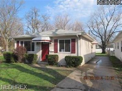 Single Family Home For Sale: 12118 Milligan Ave