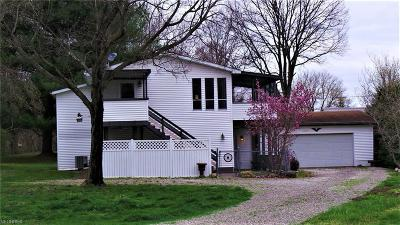 Little Hocking Single Family Home For Sale: 623 Old River Road