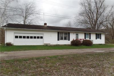 Morgan County Single Family Home For Sale: 3097 Big Bottom Ln