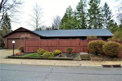 Strongsville OH Condo/Townhouse For Sale: $179,900