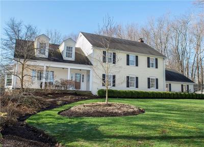 Geauga County Single Family Home For Sale: 15655 Priorway Dr