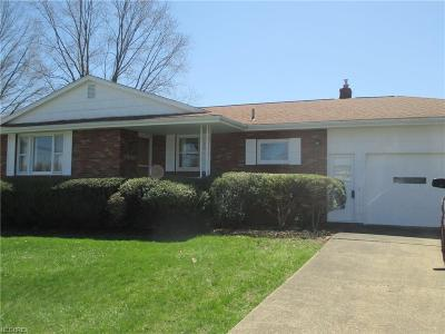 Boardman Single Family Home For Sale: 1445 Rose Hedge Ct