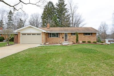 North Olmsted Single Family Home For Sale: 5252 Evergreen Dr