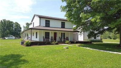 Single Family Home For Sale: 22525 Smith Northwest Rd