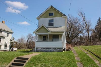 Youngstown Single Family Home For Sale: 339 Lansing Ave
