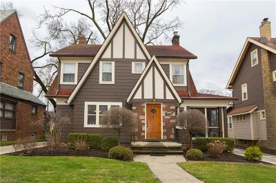 Cleveland OH Single Family Home For Sale: $209,900