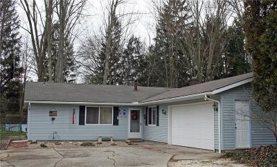 North Ridgeville Single Family Home For Sale: 34163 Gail Dr