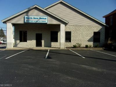 Zanesville Commercial For Sale: 1080 Linden Ave