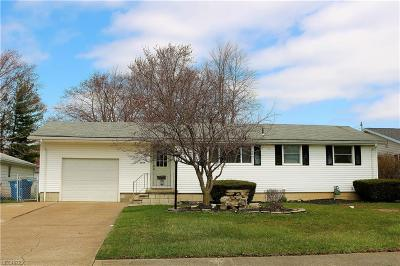 Lorain Single Family Home For Sale: 2608 West 38th St