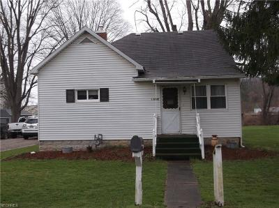 Guernsey County Single Family Home For Sale: 63248 Julianna Ln