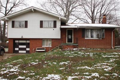 Willoughby Single Family Home For Sale: 1181 Cherokee Trl