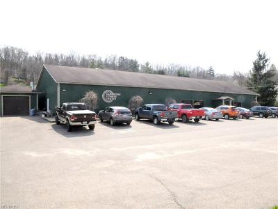 Guernsey County Commercial For Sale: 118 Jefferson Ave