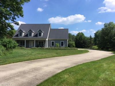 Concord Single Family Home For Sale: 12256 Girdled Rd