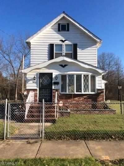 Warren Single Family Home For Sale: 1051 Wood Ave Southwest