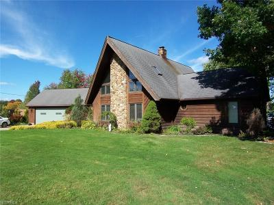 Ashtabula County Single Family Home For Sale: 402 Conneaut Ter