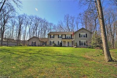 Gates Mills Single Family Home For Sale: 1070 Hillcreek Ln