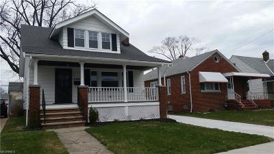 Parma Single Family Home For Sale: 4426 Albertly Ave