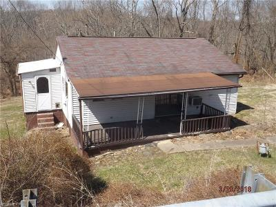 Little Hocking Single Family Home For Sale: 3057 Newbury Rd