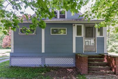 Single Family Home For Sale: 6756 Morley Rd