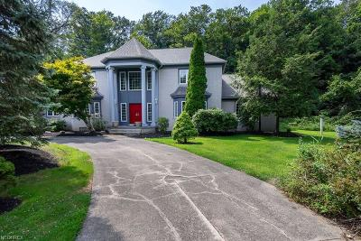 Gates Mills Single Family Home For Sale: 1780 Carriage Pl