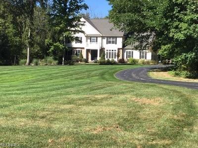 Chardon Single Family Home For Sale: 12111 Arborwood Way