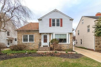 Beachwood Single Family Home For Sale: 23902 East Silsby Rd