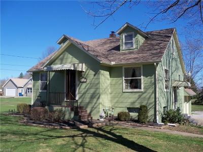 Single Family Home For Sale: 11236 West Pine Lake Rd