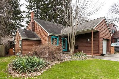 Westlake Single Family Home For Sale: 23987 Westwood Rd