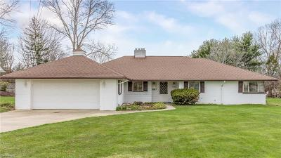 Wickliffe Single Family Home For Sale: 2228 Pine Ridge Rd