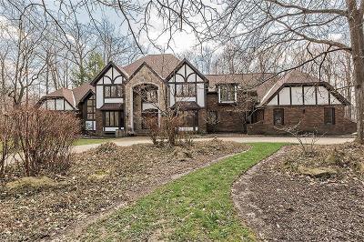 Cuyahoga County Single Family Home For Sale: 100 Easton Ln