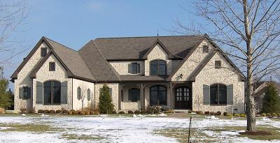 Cuyahoga County Single Family Home For Sale: 37175 Broadstone Dr